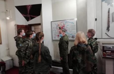 посещение Зеленоградского музея